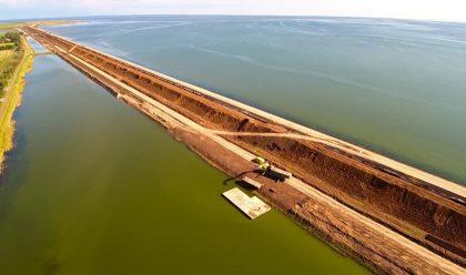 Versterking Waddenzeedijk Texel